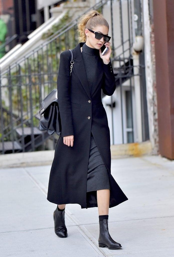 Gigi Hadid's Fall Outfits