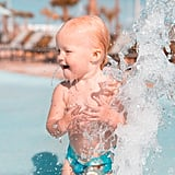 A Child Can Start Swim Lessons as Early as 6 Months Old