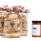 English Muffins and Preserve Set