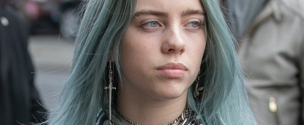 Billie Eilish New Hair Color