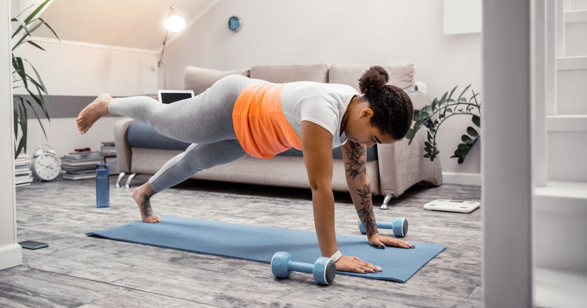 If All You've Got Is 10 Minutes, These Ab Workout Videos Are a Must-Do