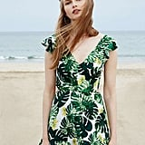 For Love & Lemons Tropical Leaf Dress ($139)