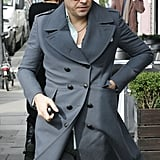 Kate Moss Keeps Close to Jamie as Galliano Enters Rehab and Apologises
