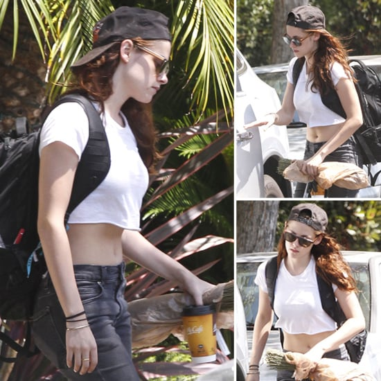 Pictures of Kristen Stewart After Cheating Scandal