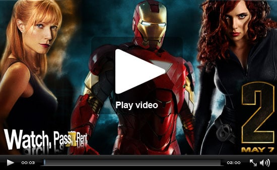 Video Review For Iron Man 2