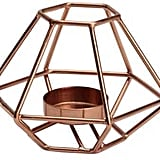 H&M Metal Tea Light Holder