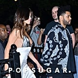 Selena Gomez Does Date Night With The Weeknd After Praising Ex Justin Bieber