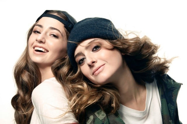 Taylor (and her sister Ally) Frankel, Nudestix