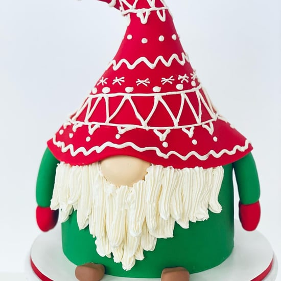 Christmas Gnome Cake Design Inspiration | Pictures