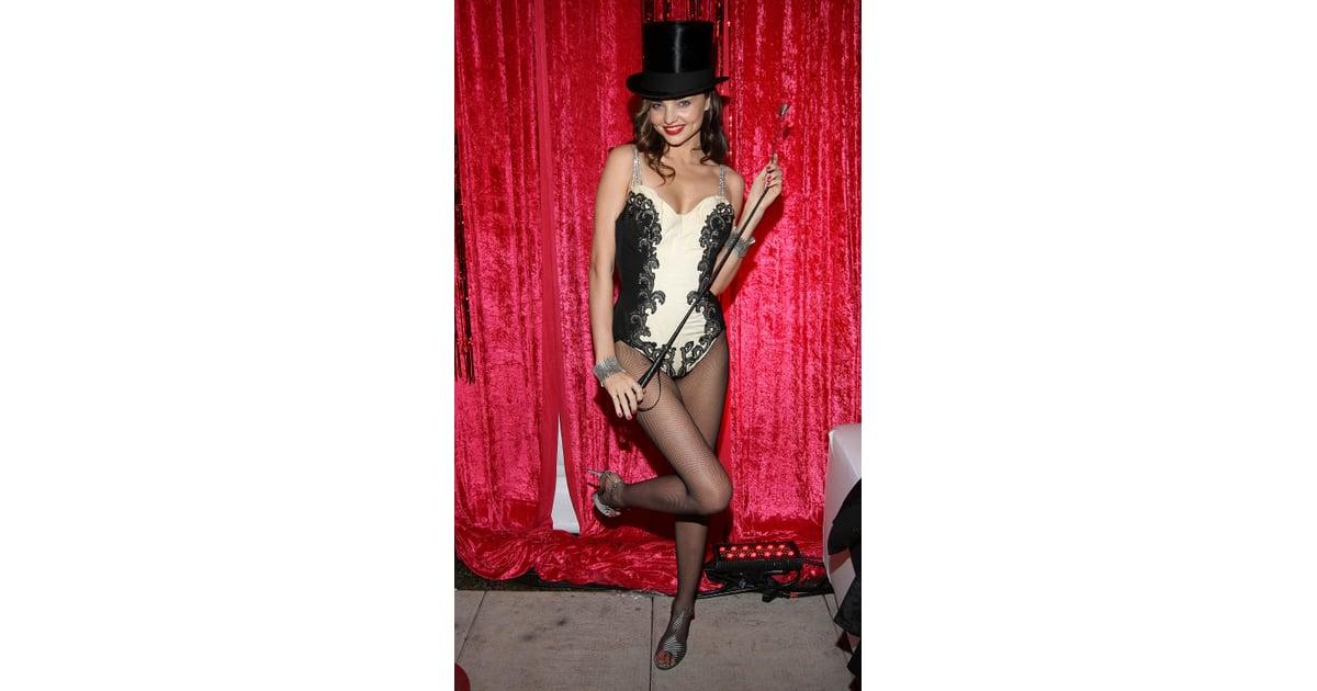Miranda Kerr In Circus Halloween Costume Popsugar