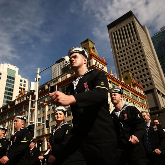 Anzac Day 2018 Weather