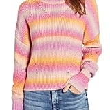 Rebecca Minkoff Brinkley Mock Neck Sweater