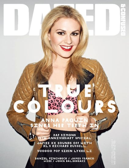 Anna Paquin covers Dazed and Confused-january 2011