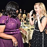 Pictured: Octavia Spencer and Reese Witherspoon