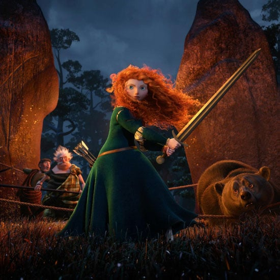Brave Pixar Interview