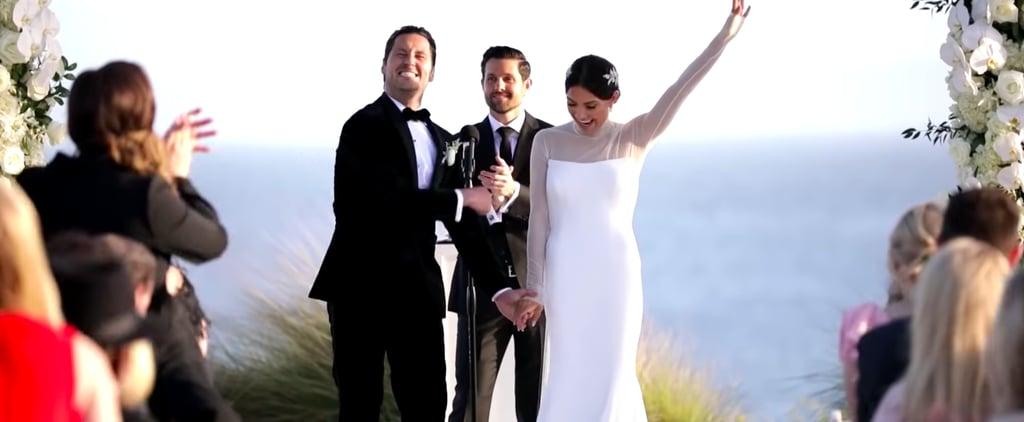 Jenna Johnson and Valentin Chmerkovskiy Wedding Video