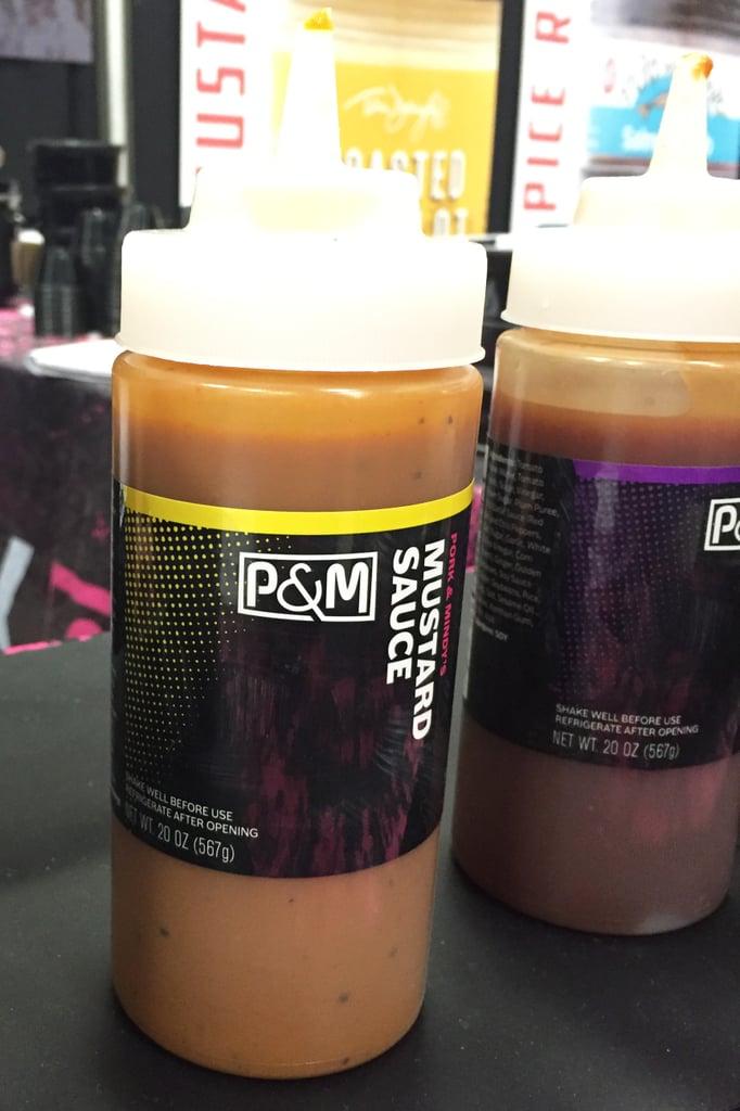 Pork & Mindy's Mustard Sauce ($5)