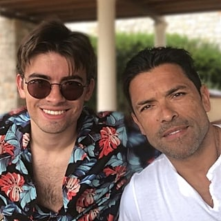 Mark Consuelos Reacts to Son Playing Hiram on Riverdale
