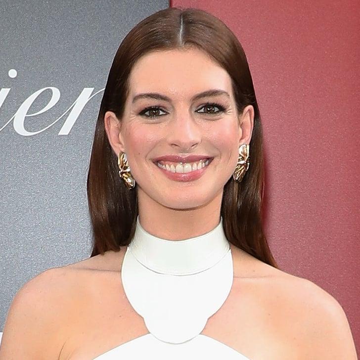 Anne Hathaway Now: POPSUGAR Celebrity