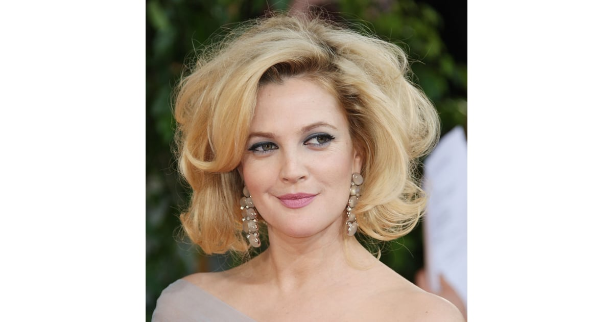 Best Drew Barrymore Hairstyles Popsugar Beauty