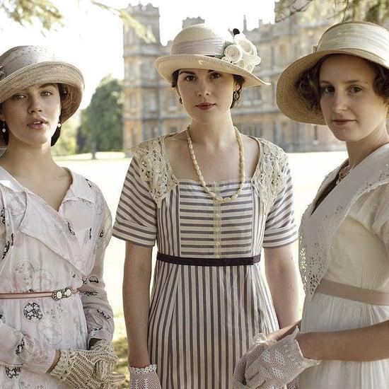 Downton Abbey Beauty Looks