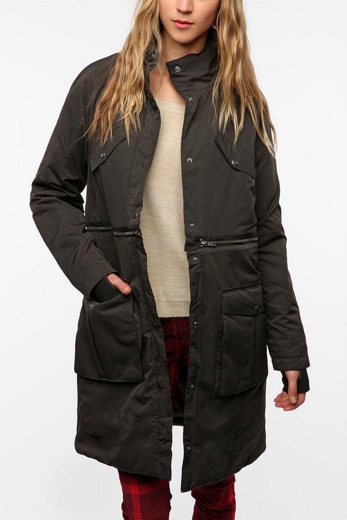 A Super-Warm Coat