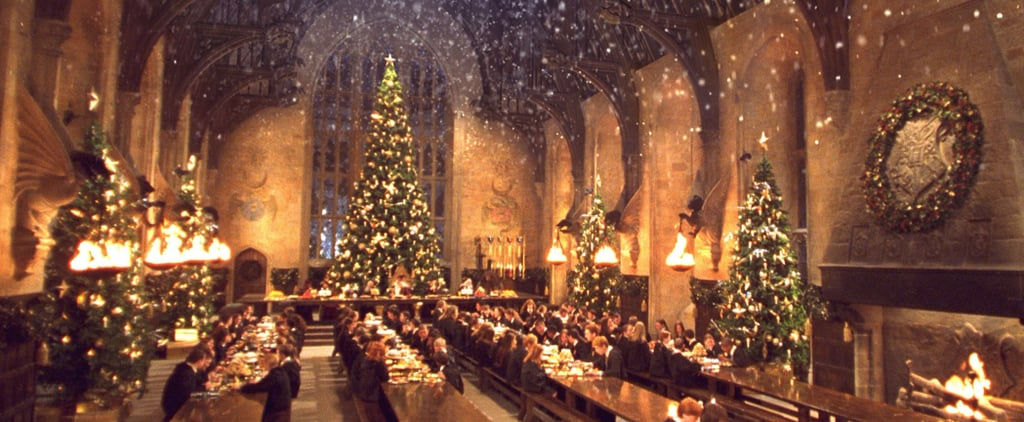 Christmas Is Coming to Hogwarts — and You Can Celebrate in Person!