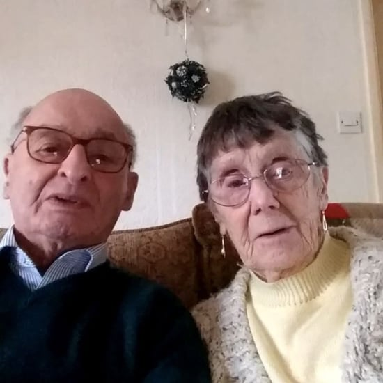 Sweet Elderly Couple Becomes Instagram Famous