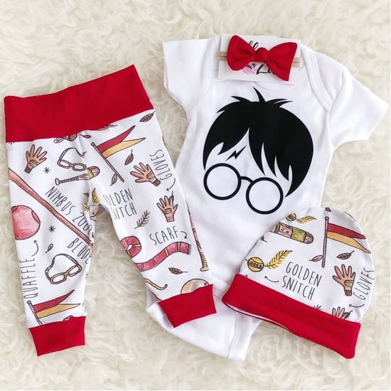 Harry Potter Gifts For Newborns