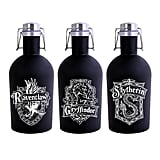 Slytherin Crest Black Growler ($50)