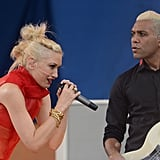 No Doubt Performance on Good Morning America