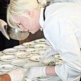 Chef Jamie Malone