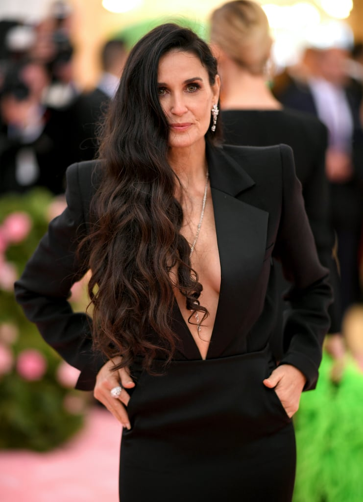 Demi Moore | Best Pictures From the 2019 Met Gala ...