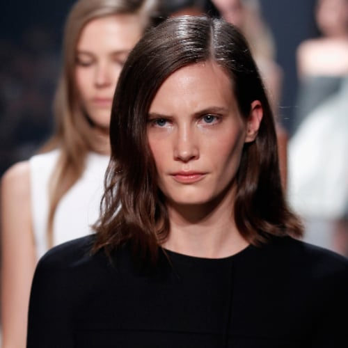 Narciso Rodriguez Spring 2014 Hair and Makeup | Runway