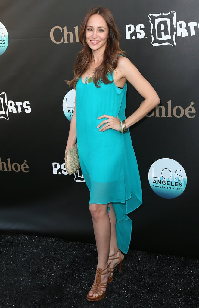 Autumn Reeser Celebrities Who Are Pregnant 2013