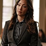 Christina Chang as the prosecutor on Desperate Housewives. Photo courtesy of ABC