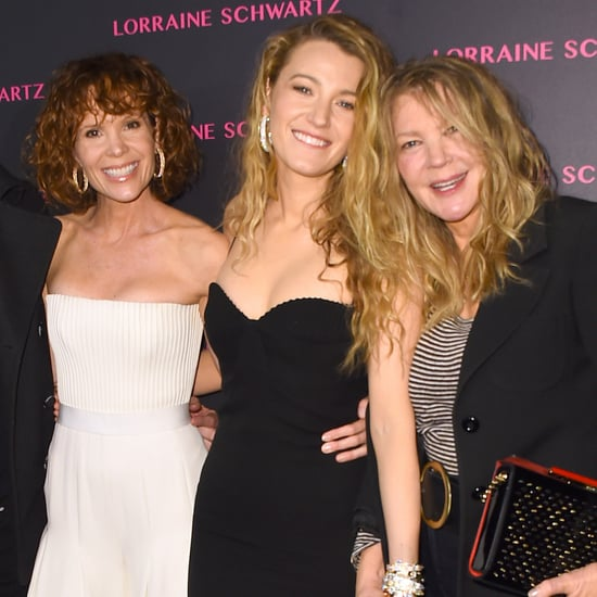 Blake and Robyn Lively at Lorraine Schwartz Event March 2018
