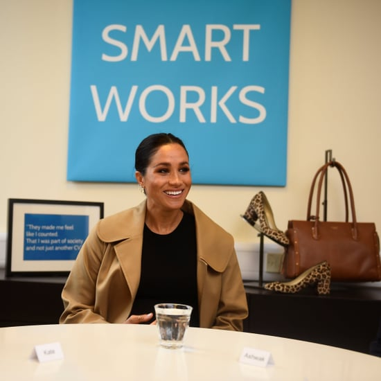 Meghan Markle Visits Smart Works January 2019