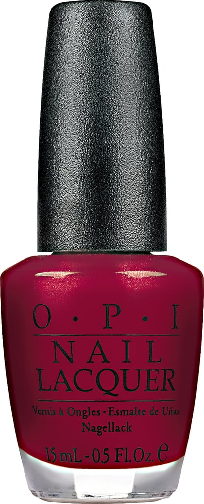 OPI Nail Lacquer In Im Not Really A Waitress
