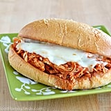 Chicken Parmigiana Sandwiches