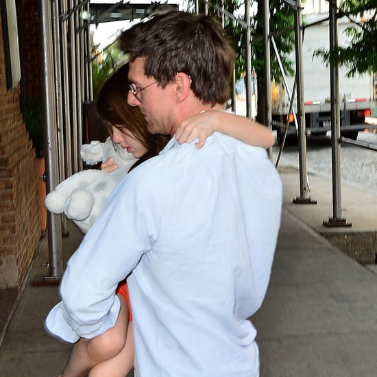 Tom Cruise Sees Suri For the First Time Since Divorce in NYC