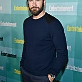 Clive Standen on the Red Carpet
