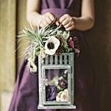 A Floral Lantern