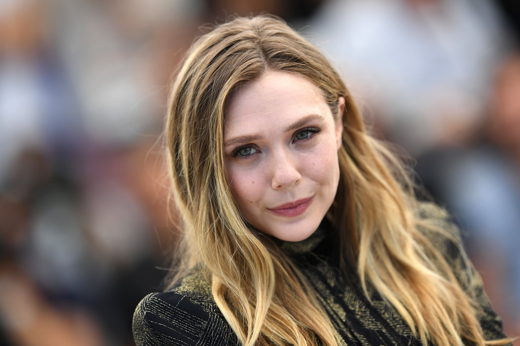 CANNES, FRANCE - MAY 20:  Actress Elizabeth Olsen attends the