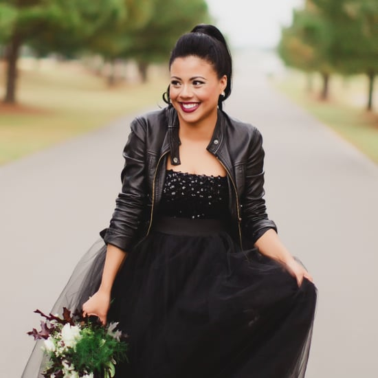 All-Black Wedding Ideas