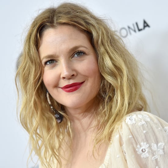 Drew Barrymore's Favorite Hair Moments and Beauty Products