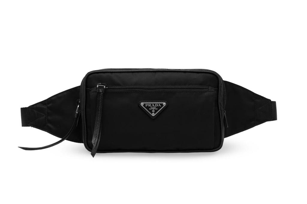 4dd1c7d5a0b7 Shop It  Prada Nylon Belt Bag