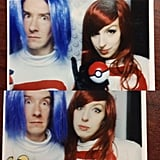 Jessie and James From Pokémon
