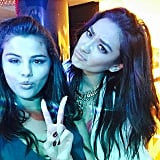 We really hope this is the start of a beautiful Selena and Shay friendship.