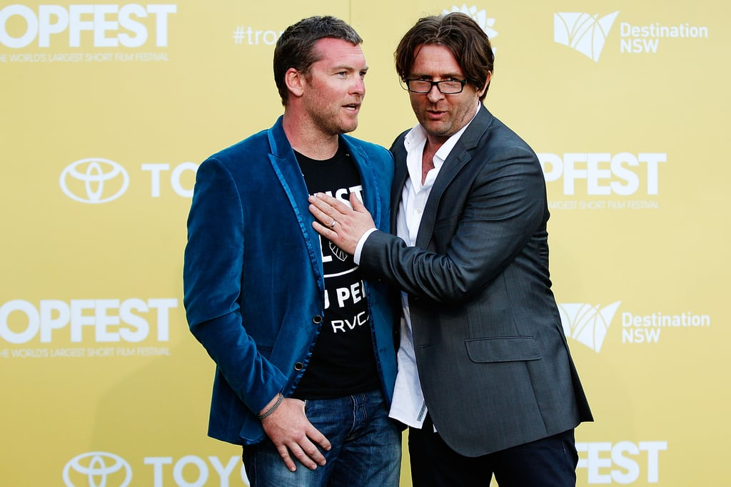 Sam Worthington and John Polson